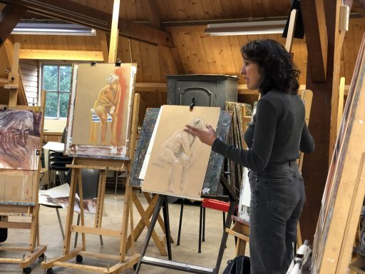 Afbeelding #001 voor het verhaal Sylvia Radius over de strijd voor het behoud van Cultuurhuis Kuiperspoort