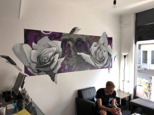 Afbeelding #003 voor het verhaal Tattoo- en piercingstudio Inkstone geopend aan de Vlasmarkt in Middelburg