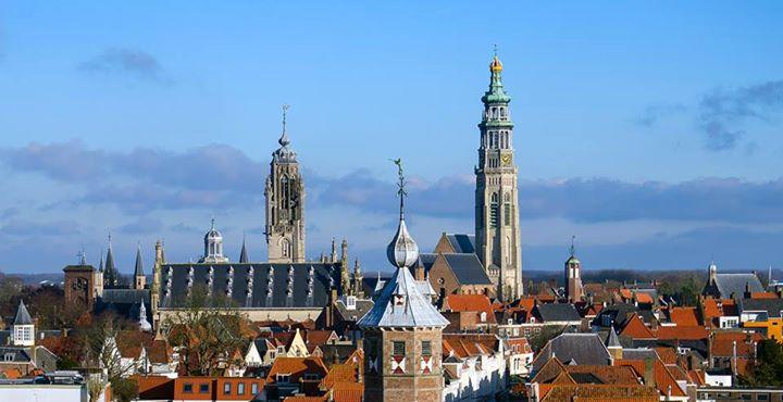Afbeelding #000 voor het verhaal Tel de torens van Middelburg