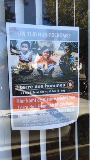 Afbeelding #000 voor het verhaal Terre des Hommes Middelburg verhuist naar Achter de Houttuinen