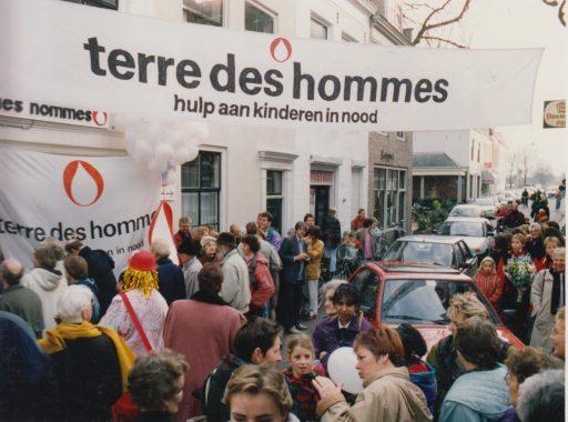 Afbeelding #000 voor het verhaal Terre des Hommes Middelburg viert 25-jarig jubileum in 2018