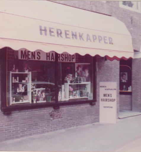 Afbeelding #002 voor het verhaal Terug in de Middelburgse tijd met oud-kapper Roland de Wit