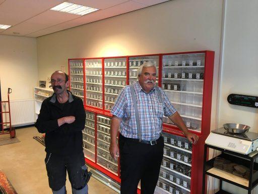 Afbeelding #000 voor het verhaal Terug in Middelburg Centrum: schroefjes en moertjes