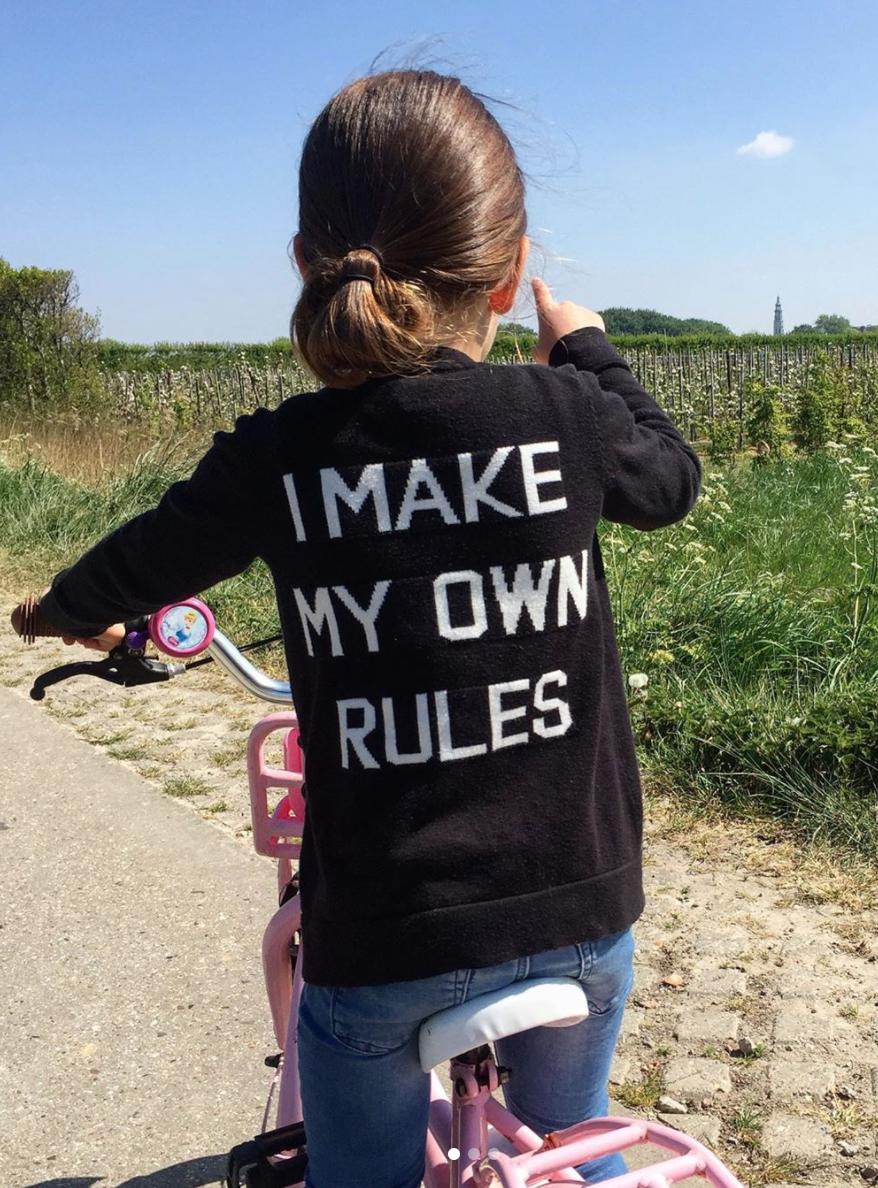 Afbeelding #000 voor het verhaal The crownless again shall be king: Middelburg op Instagram, april 2020