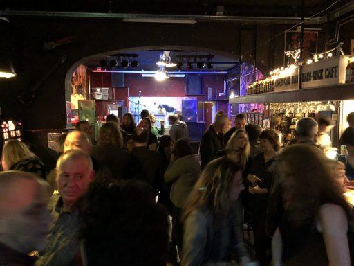 Afbeelding #001 voor het verhaal Thijs Goedbloed neemt afscheid van Bar American