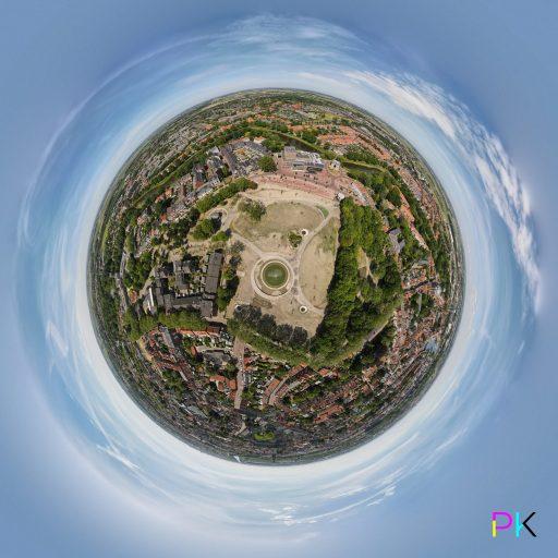 Afbeelding #000 voor het verhaal Tiny World: Plan Molenwater
