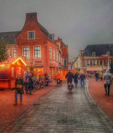 Afbeelding #000 voor het verhaal To see a World in a Grain of Sand: #Middelburg op Instagram, november 2018