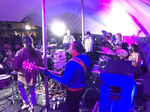 Afbeelding #000 voor het verhaal Tribute to Woodstock Middelburg, zaterdagavond