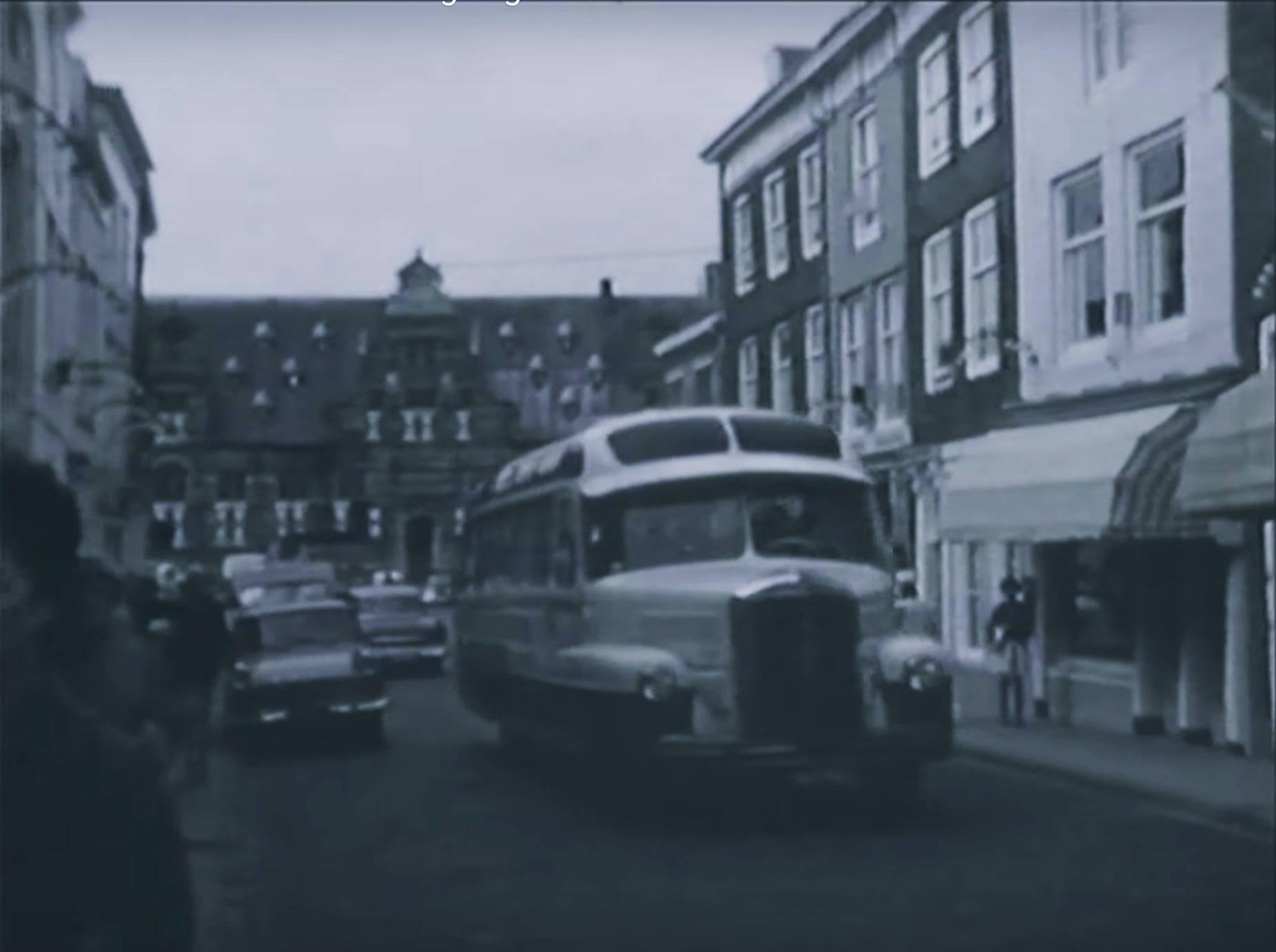 Afbeelding #000 voor het verhaal Trugkieke: Middelburg Centrum rond 1962