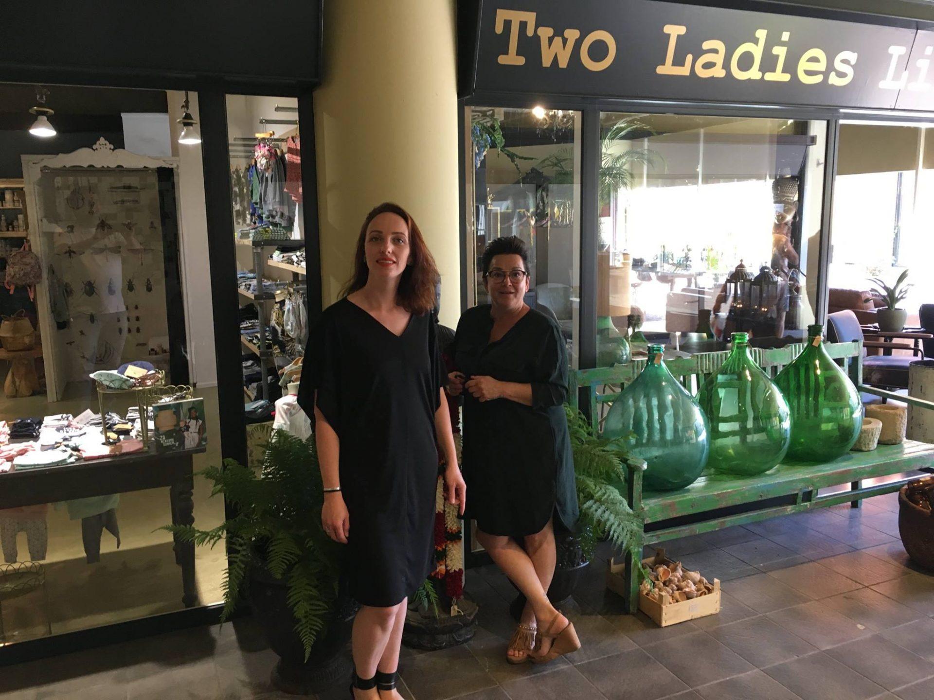 Afbeelding #000 voor het verhaal Two Ladies Like Living en Zola Kids heropend in Geerepassage