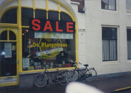 Afbeelding #001 voor het verhaal Uit de archieven van De Platenbaas in Middelburg