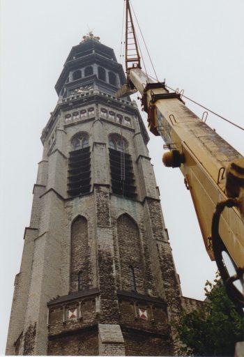 Afbeelding #000 voor het verhaal Uit de archieven van Maurice de Kok: gemeentewerken Middelburg 1994-1996