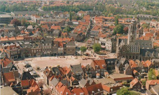 Afbeelding #000 voor het verhaal Uit de archieven van Maurice de Kok: gemeentewerken Middelburg 1997-2003