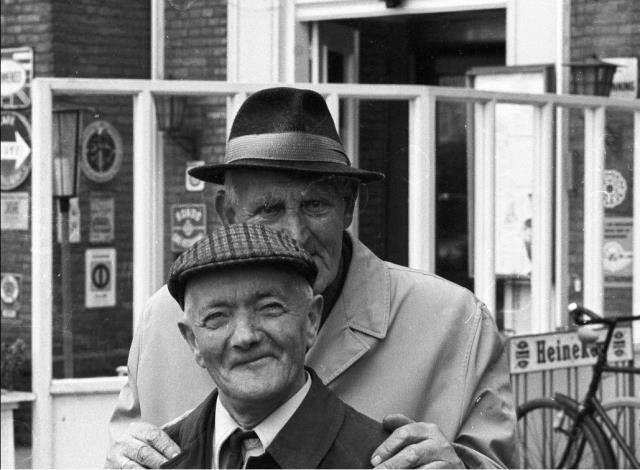 Afbeelding #000 voor het verhaal Uit de archieven van Middelburg Dronk: stadsgezichten van toen