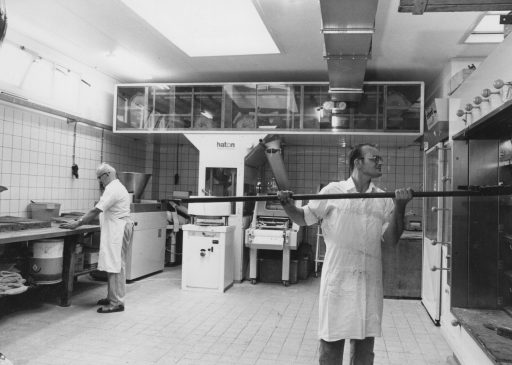 Afbeelding #000 voor het verhaal Uit de geschiedenis van Bakkerij Rotte, deel 2
