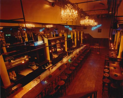 Afbeelding #004 voor het verhaal Uit de geschiedenis van Café Tympaan in Middelburg, 1993-2002
