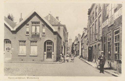 Afbeelding #000 voor het verhaal Uit de geschiedenis van de Haringplaats in Middelburg