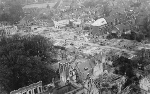 Afbeelding #002 voor het verhaal Uit de geschiedenis van de Haringplaats in Middelburg