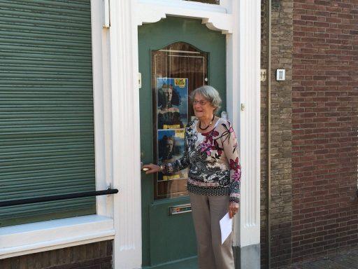 Afbeelding #000 voor het verhaal Uit de geschiedenis van juwelier de Jong in de Sint Pieterstraat