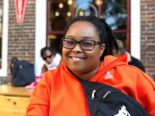 Afbeelding #000 voor het verhaal Uit de kast! Nihalia Blanken over Queer in de Stad in Middelburg