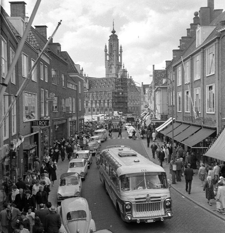 Afbeelding #000 voor het verhaal Uit de Middelburgse geschiedenis: Tilroe in de Lange Delft