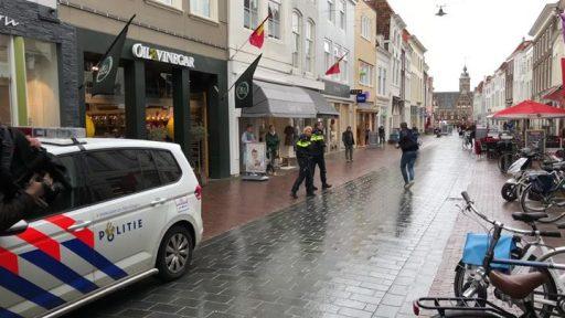 Afbeelding #000 voor het verhaal Undercover in Nederland op jacht in de Langeviele in Middelburg