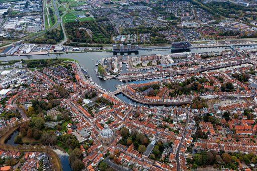 Afbeelding #002 voor het verhaal Up from the skies: Middelburg