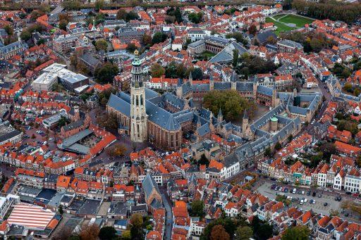 Afbeelding #003 voor het verhaal Up from the skies: Middelburg