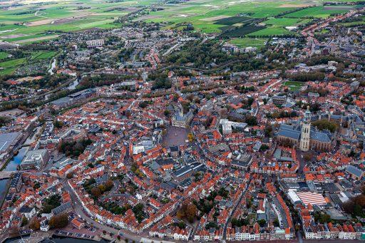 Afbeelding #004 voor het verhaal Up from the skies: Middelburg