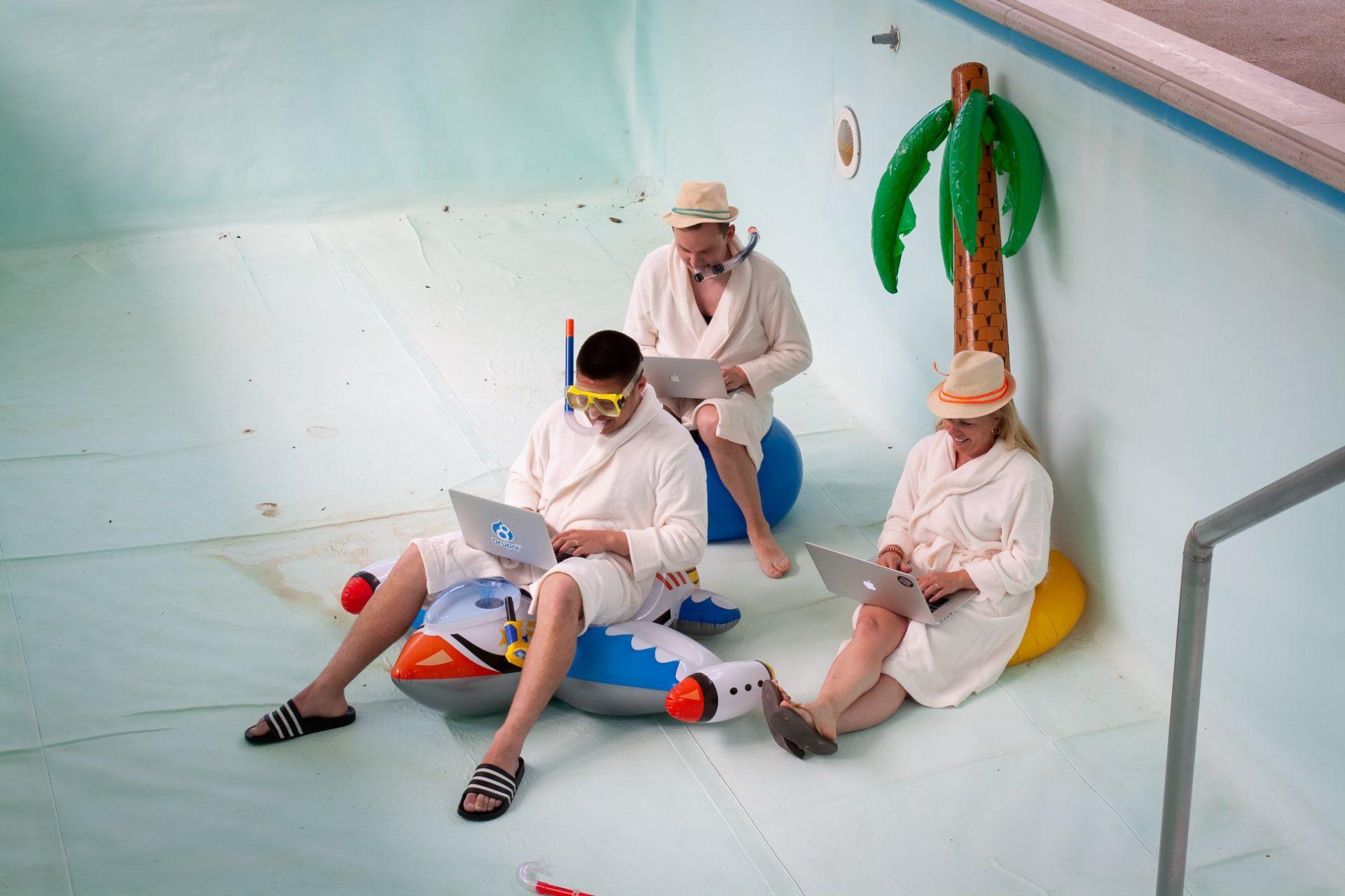 Afbeelding #000 voor het verhaal Urban Heroes verhuist naar voormalige sauna aan de Dam