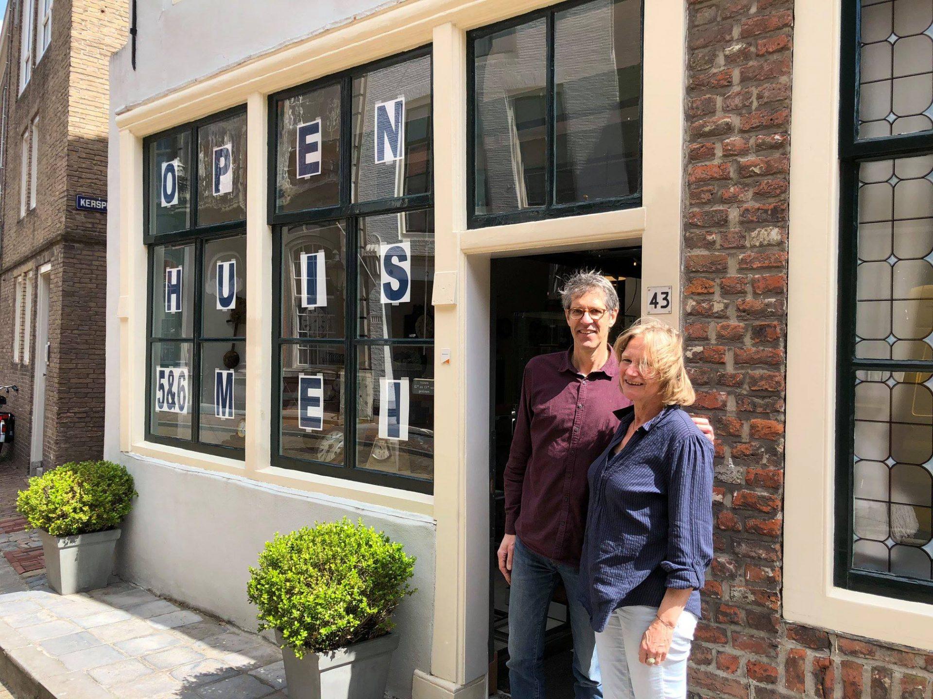 Afbeelding #000 voor het verhaal Uurwerkmakerij Albert de Goeij: open huis in de Gortstraat