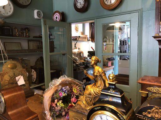 Afbeelding #001 voor het verhaal Uurwerkmakerij Albert de Goeij: open huis in de Gortstraat