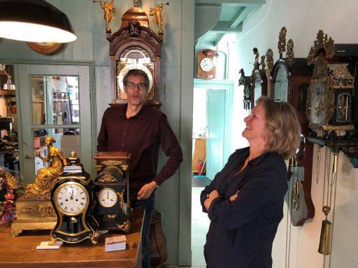 Afbeelding #004 voor het verhaal Uurwerkmakerij Albert de Goeij: open huis in de Gortstraat