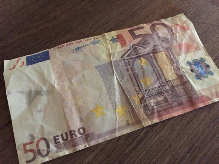 Afbeelding #000 voor het verhaal Vals geld in omloop in Middelbug