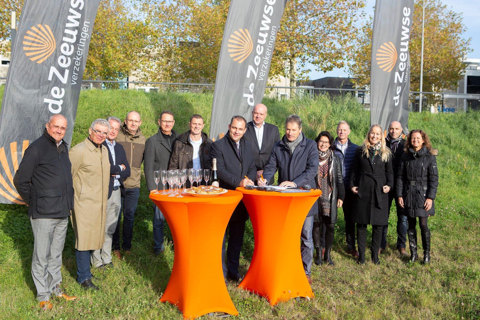 Afbeelding #000 voor het verhaal Van Houtkaai naar Park Veldzigt: De Zeeuwse Verzekeringen gaat verhuizen
