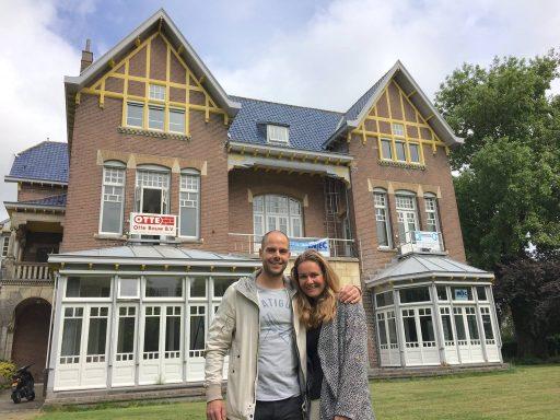 Afbeelding #000 voor het verhaal Vanaf augustus 2017 aan de Seissingel in Middelburg: Hotel de Sprenck