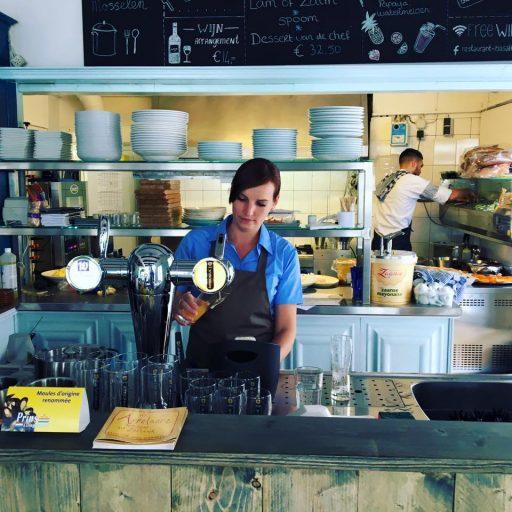 Afbeelding #000 voor het verhaal Vandaag geopend: Restaurant Basalt in de Sint Janstraat