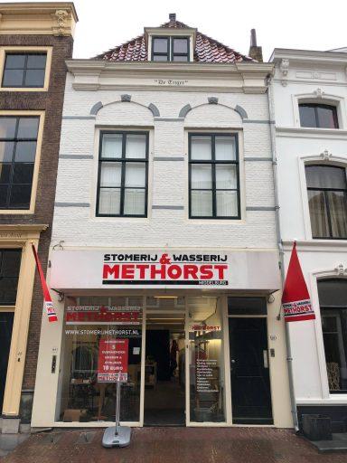 Afbeelding #000 voor het verhaal Veldman is nu Stomerij en Wasserij Methorst!