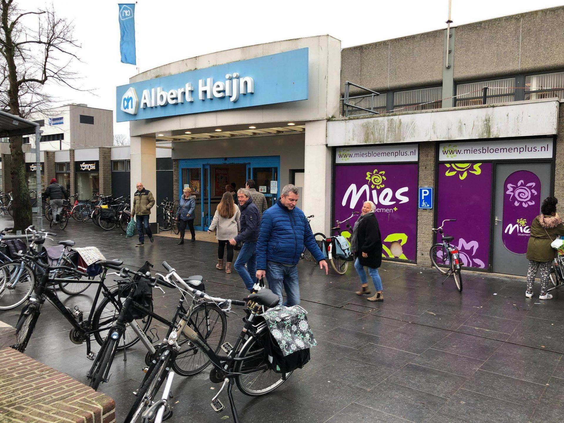 Afbeelding #000 voor het verhaal Veranderingen bij Albert Heijn Middelburg Centrum?