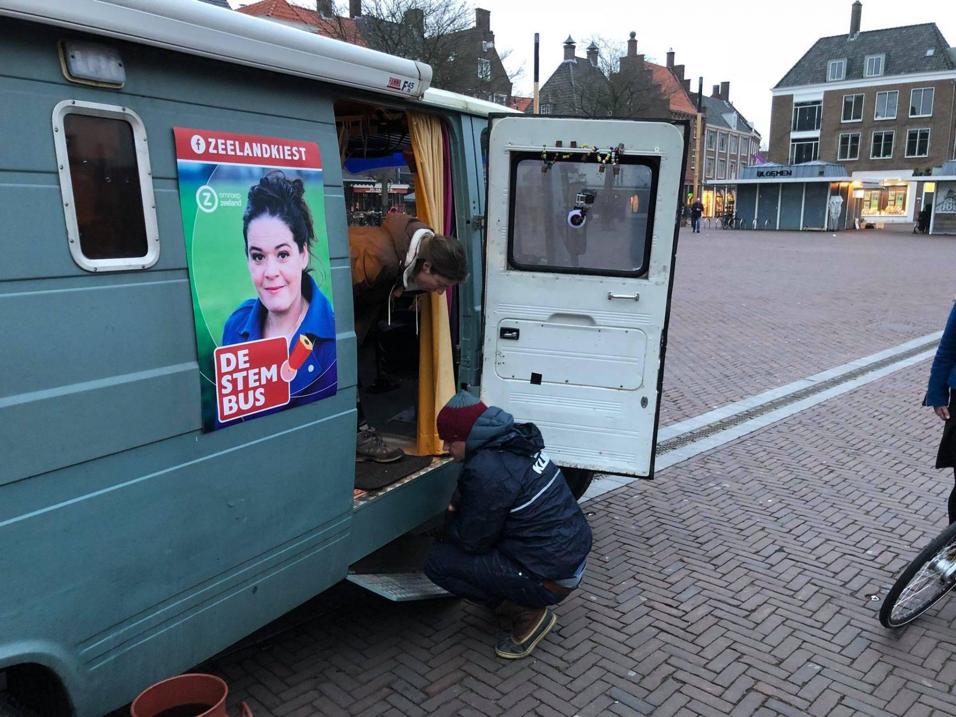 Afbeelding #001 voor het verhaal Verkiezingstijd
