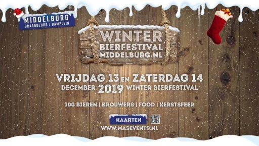 Afbeelding #000 voor het verhaal Verloting: 5 x 2 vrijkaarten voor het Winterbierfestival Middelburg, editie 2019