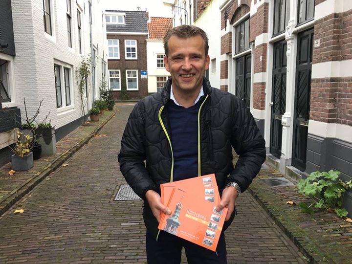 Afbeelding #000 voor het verhaal Verloting: drie exemplaren van het boek 'Middelburg - Wat was en is'