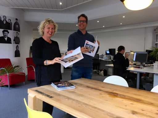 Afbeelding #000 voor het verhaal Vers van de pers: het bidboek voor de stad Middelburg