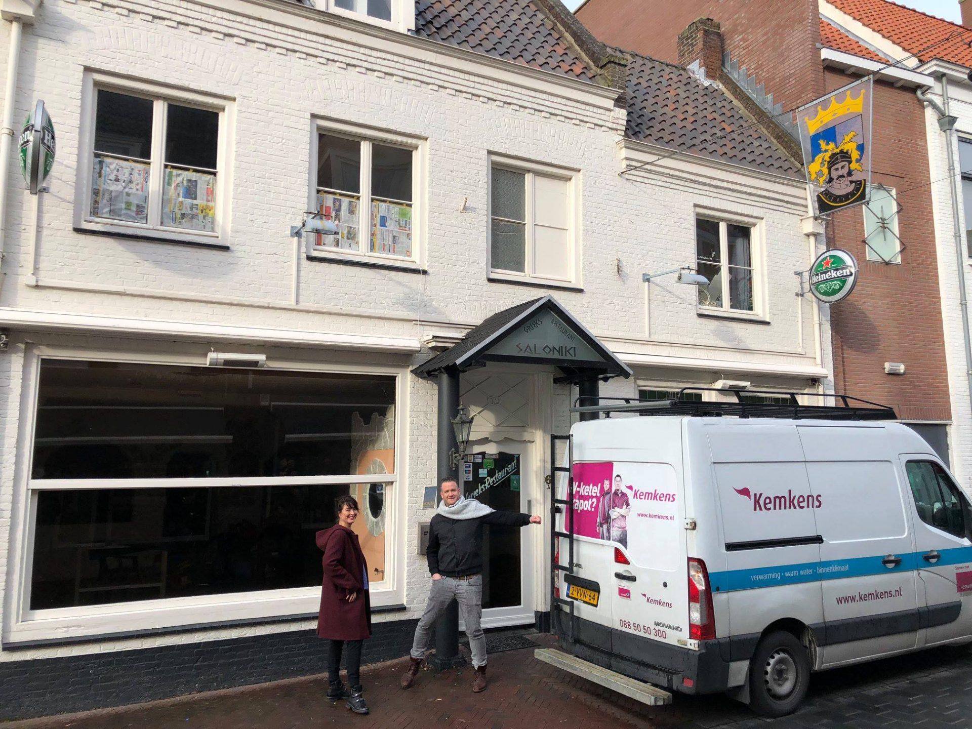 Afbeelding #002 voor het verhaal Verwacht in mei: een nieuw restaurant in de Gravenstraat