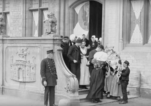 Afbeelding #000 voor het verhaal Video: A visit to Zeeland in the Netherlands, 1927