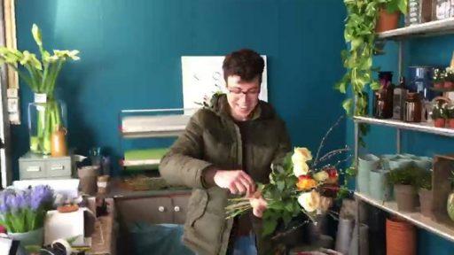Afbeelding #000 voor het verhaal Video: Bloemen van Koen is geopend!