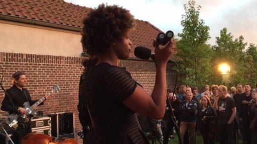 Afbeelding #000 voor het verhaal Video: C.W. Stoneking Kloveniersdoelen Middelburg, 3 augustus 2017