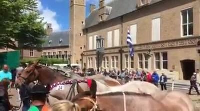 Afbeelding #000 voor het verhaal Video: de eerste folkloristische dag in Middelburg 2016