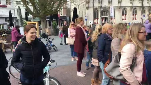 Afbeelding #000 voor het verhaal Video: de Middelburgse lente begint bij A Domani XL