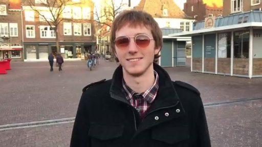 Afbeelding #000 voor het verhaal Video: een gesprekje met Gijs Teuwsen, van Peer